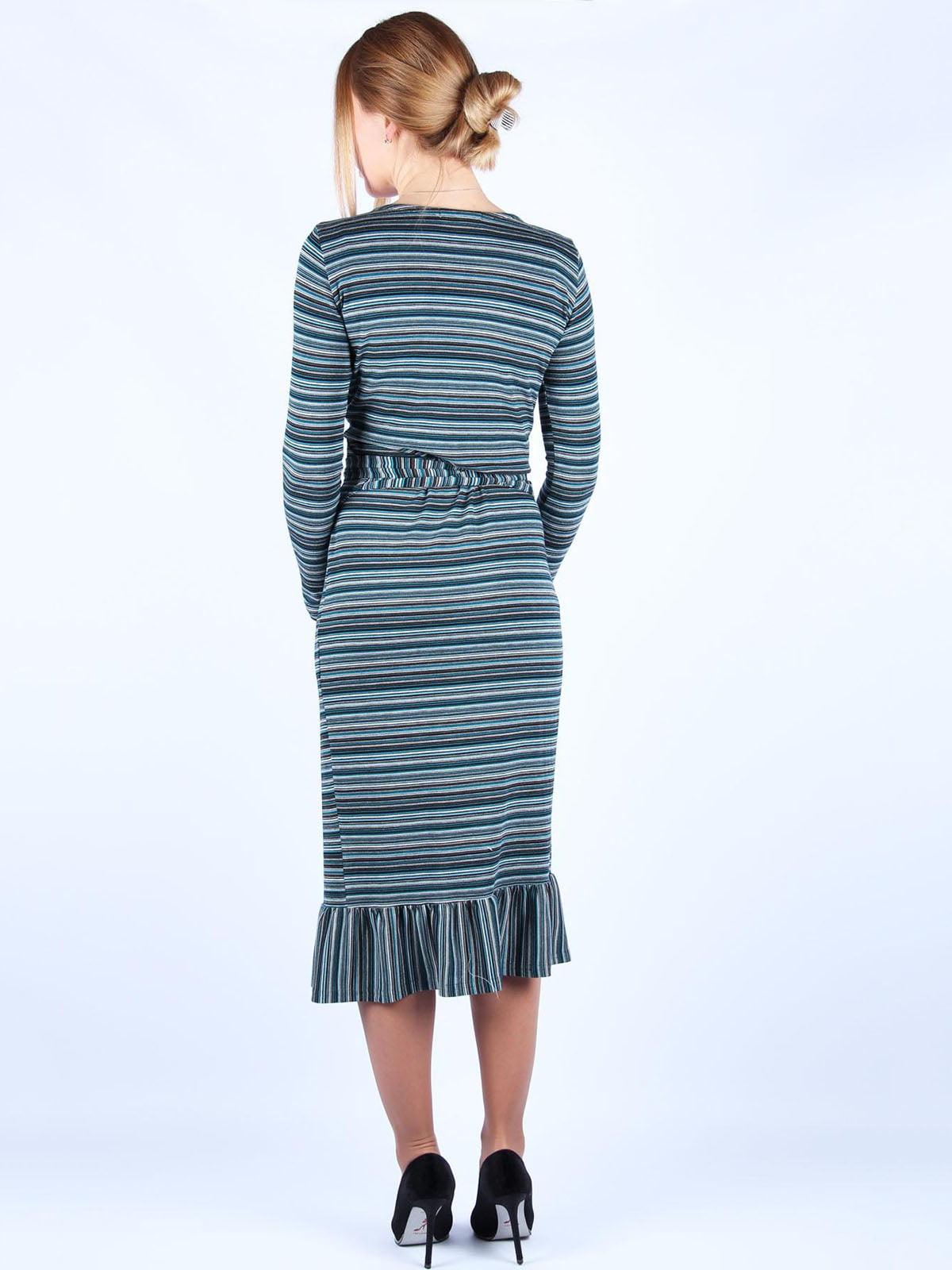 Сукня в смужку | 4885369 | фото 2