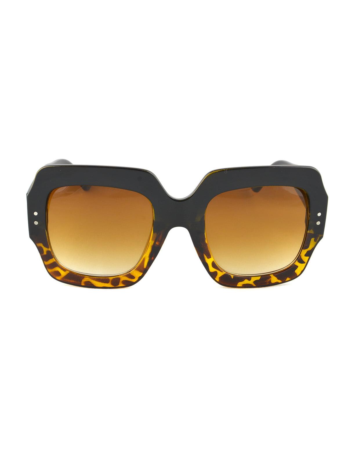 Очки солнцезащитные | 4885282 | фото 2