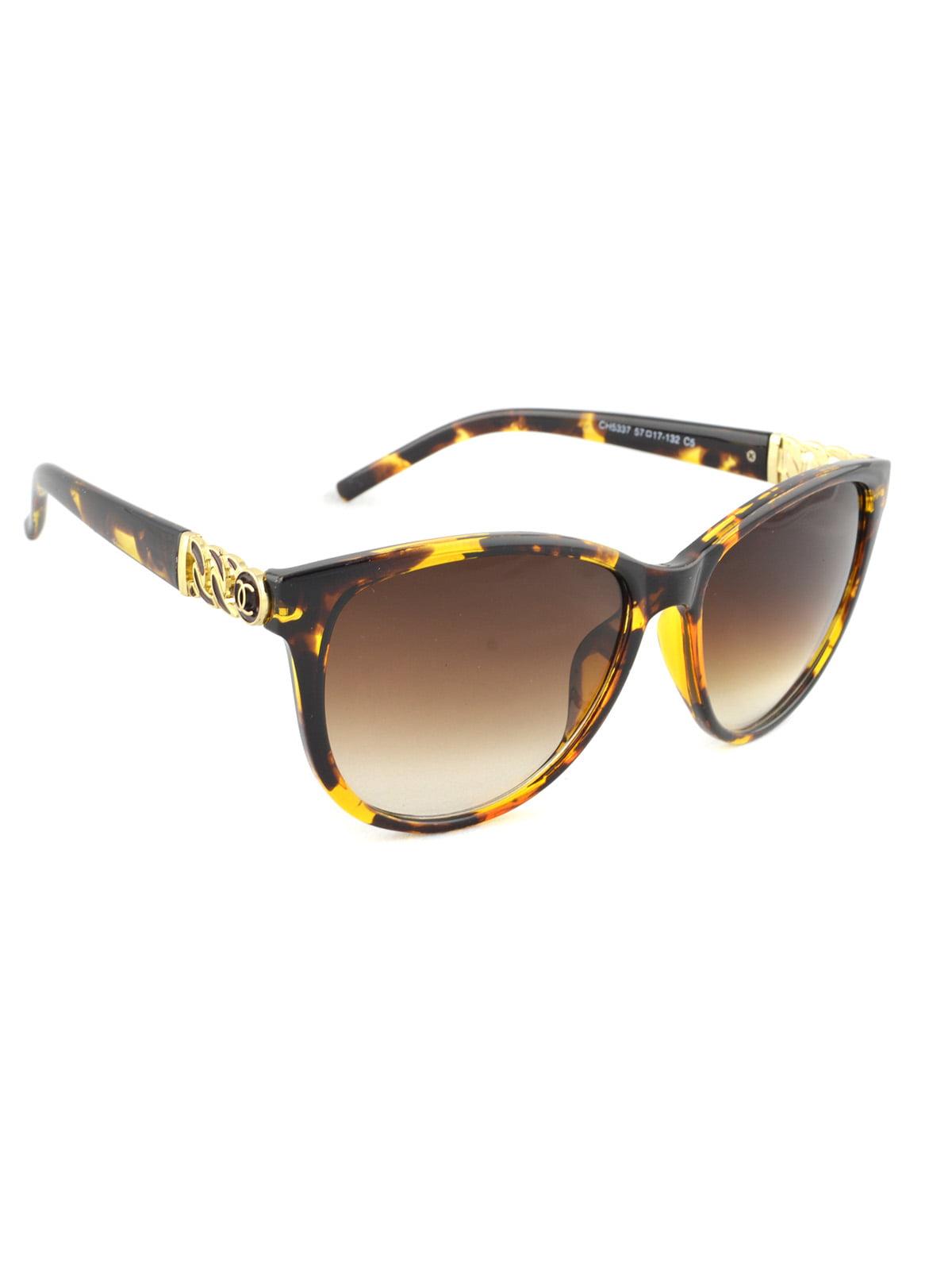 Очки солнцезащитные | 4885310