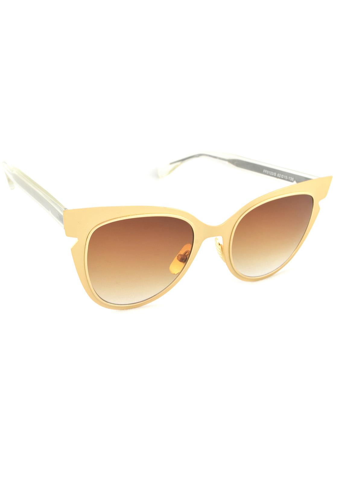 Очки солнцезащитные | 4885325