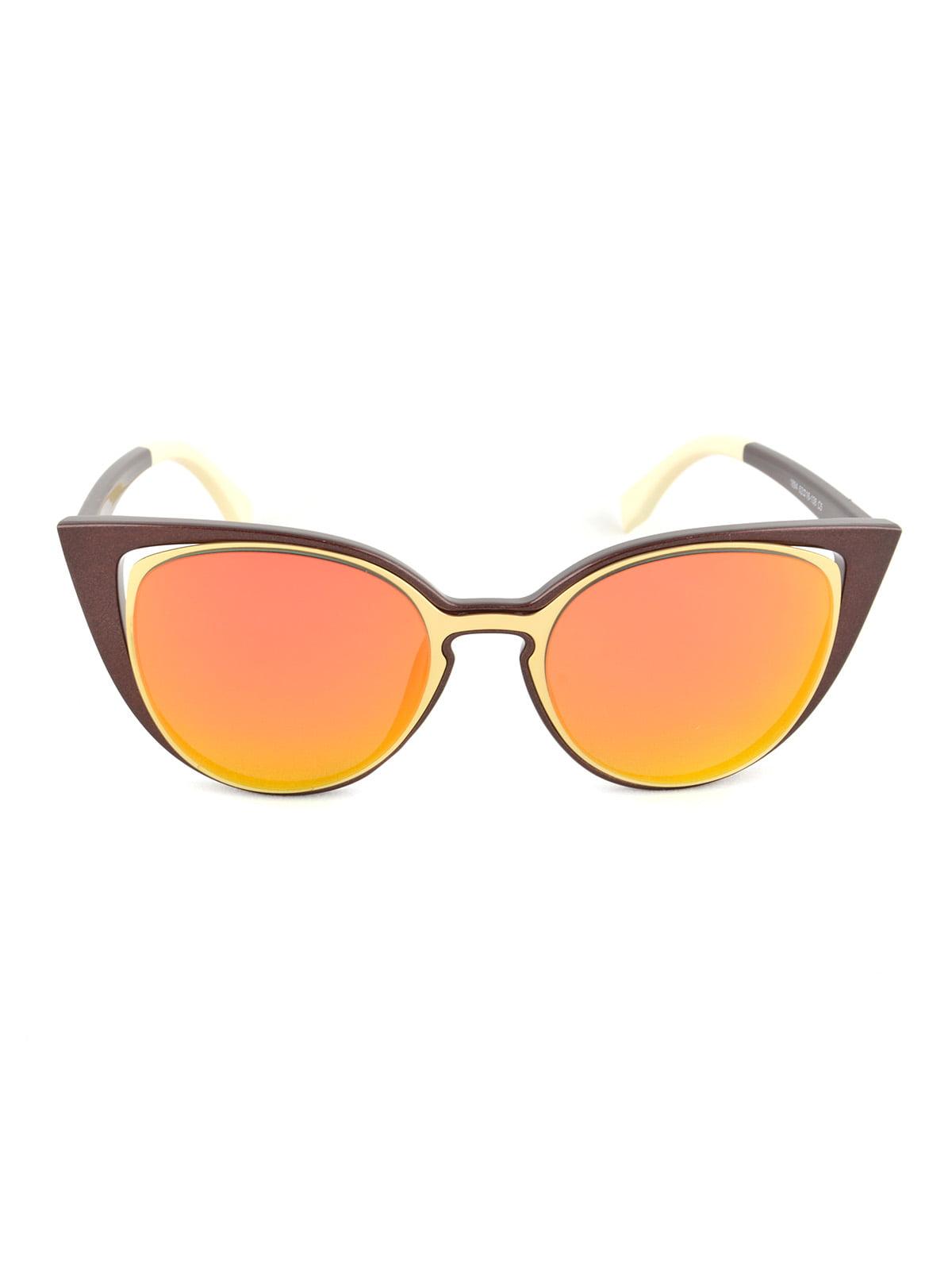 Очки солнцезащитные | 4885341