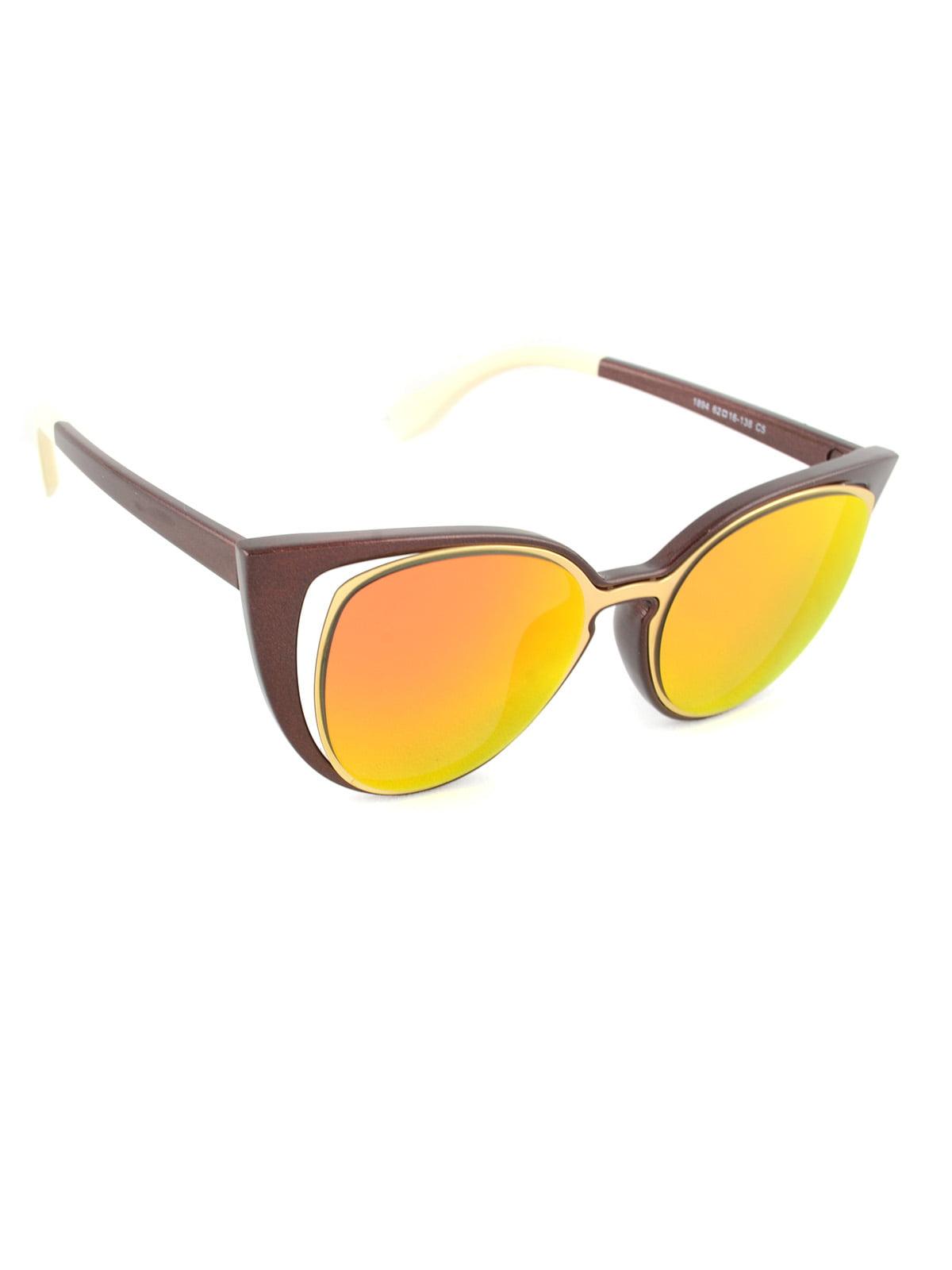 Очки солнцезащитные | 4885341 | фото 2