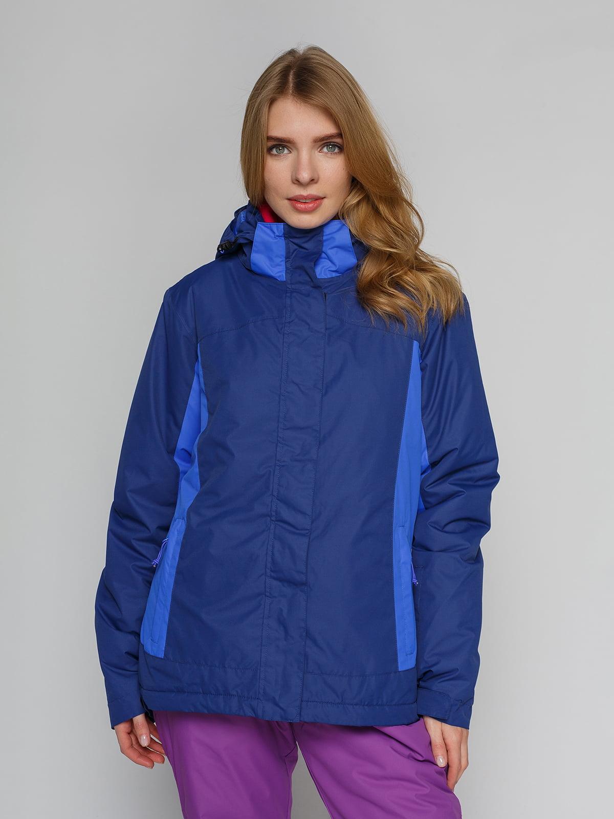 Куртка синяя   4828455