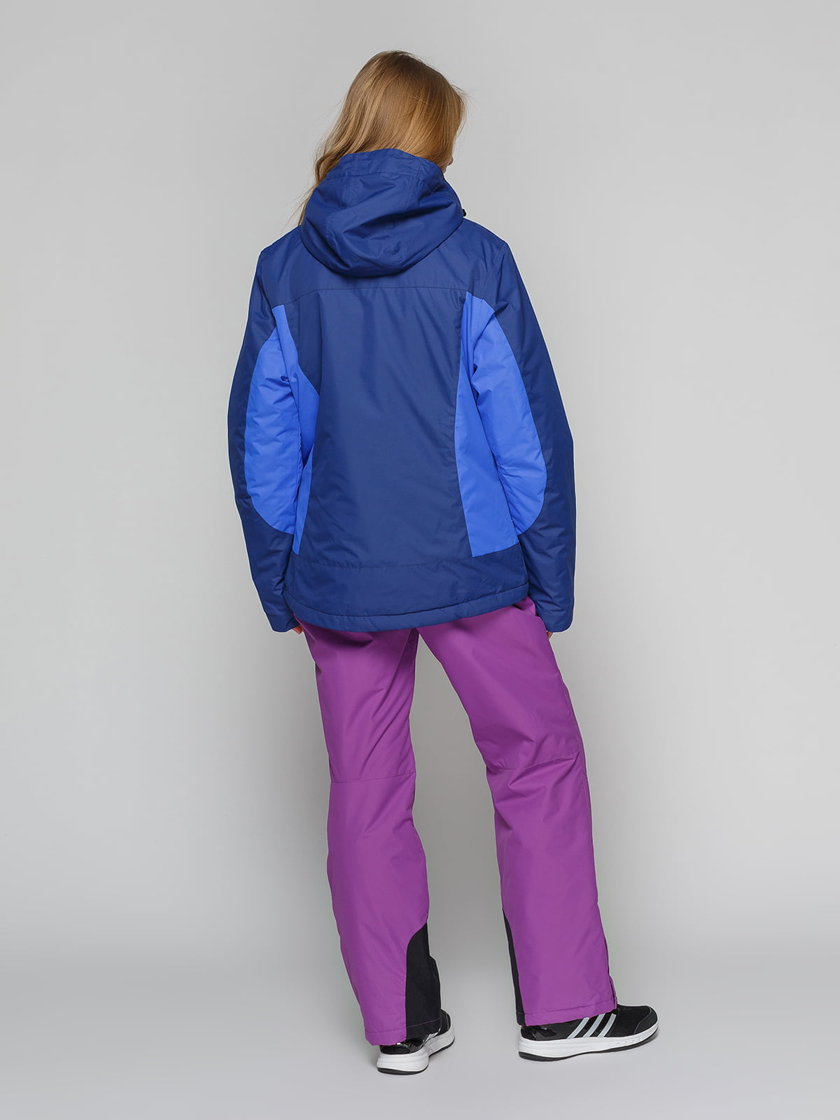 Куртка синяя   4828455   фото 3