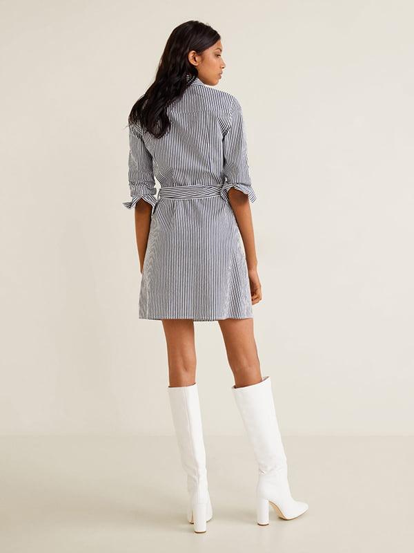 Платье в полоску | 4861203 | фото 5
