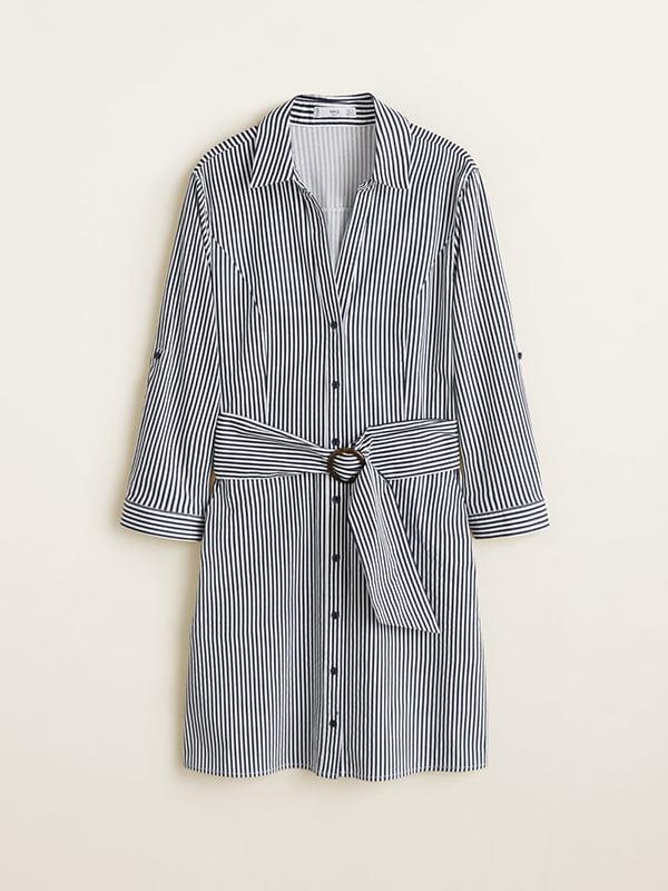 Платье в полоску | 4861203 | фото 6