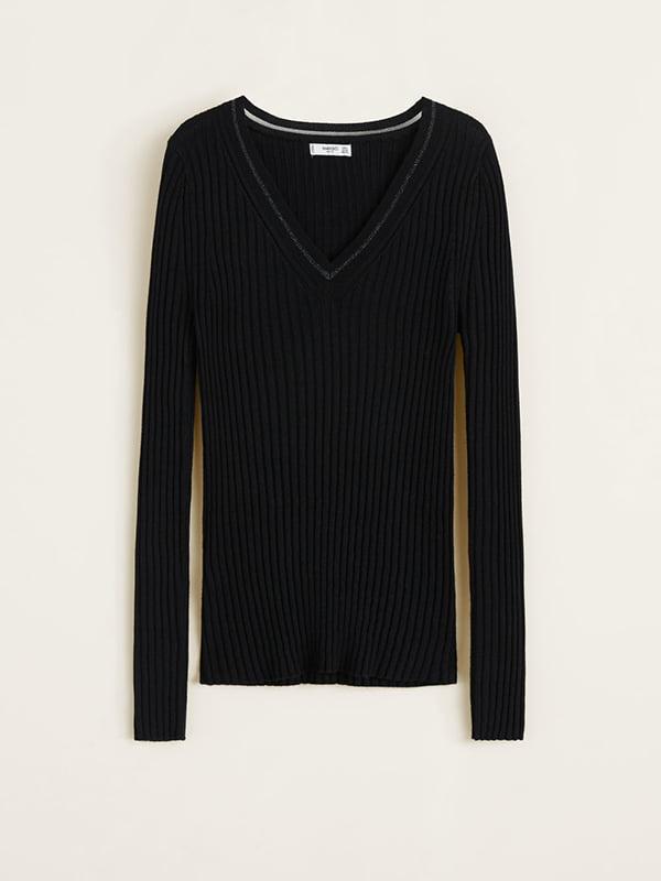 Пуловер черный | 4885572