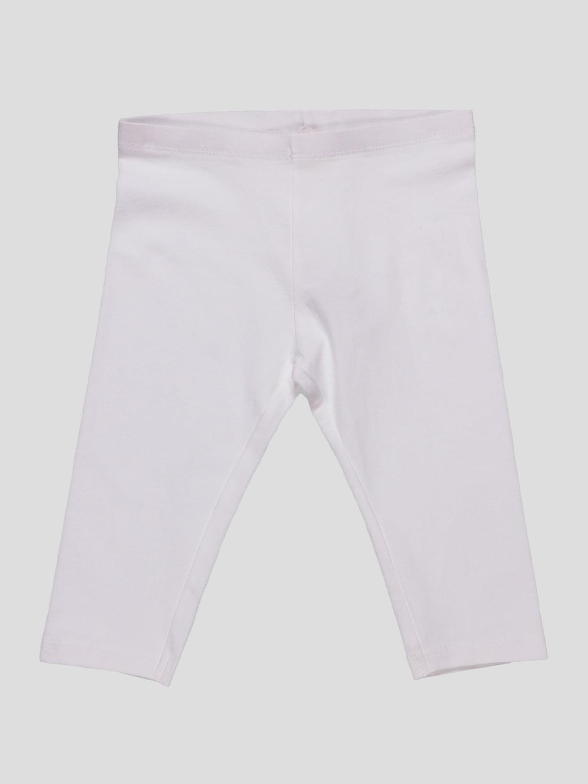 Легінси білі | 2042368
