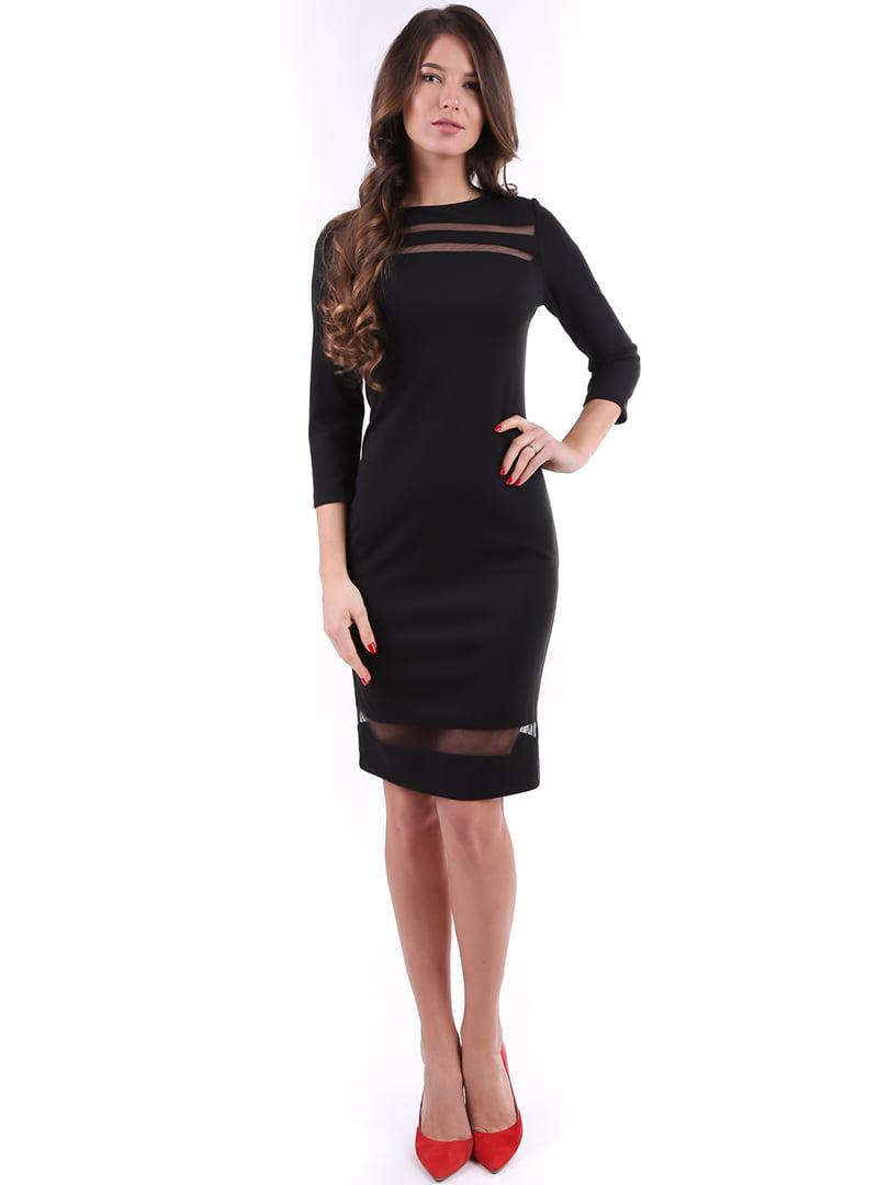 Платье черное | 4885064