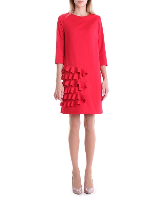 Сукня червона | 4885074