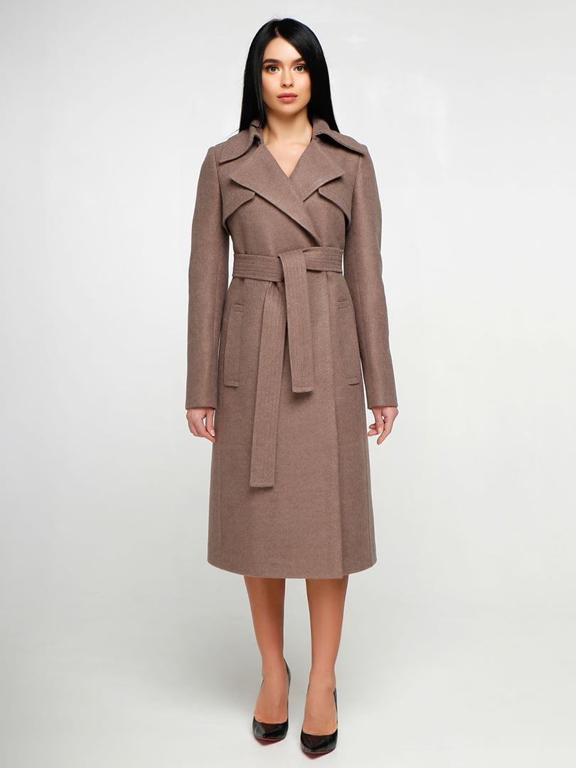 Пальто бежевое | 4886124