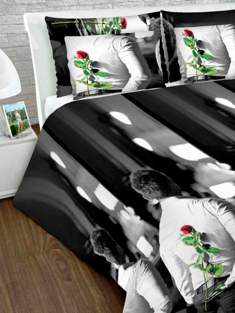 Комплект постільної білизни сімейний | 4762654 | фото 2