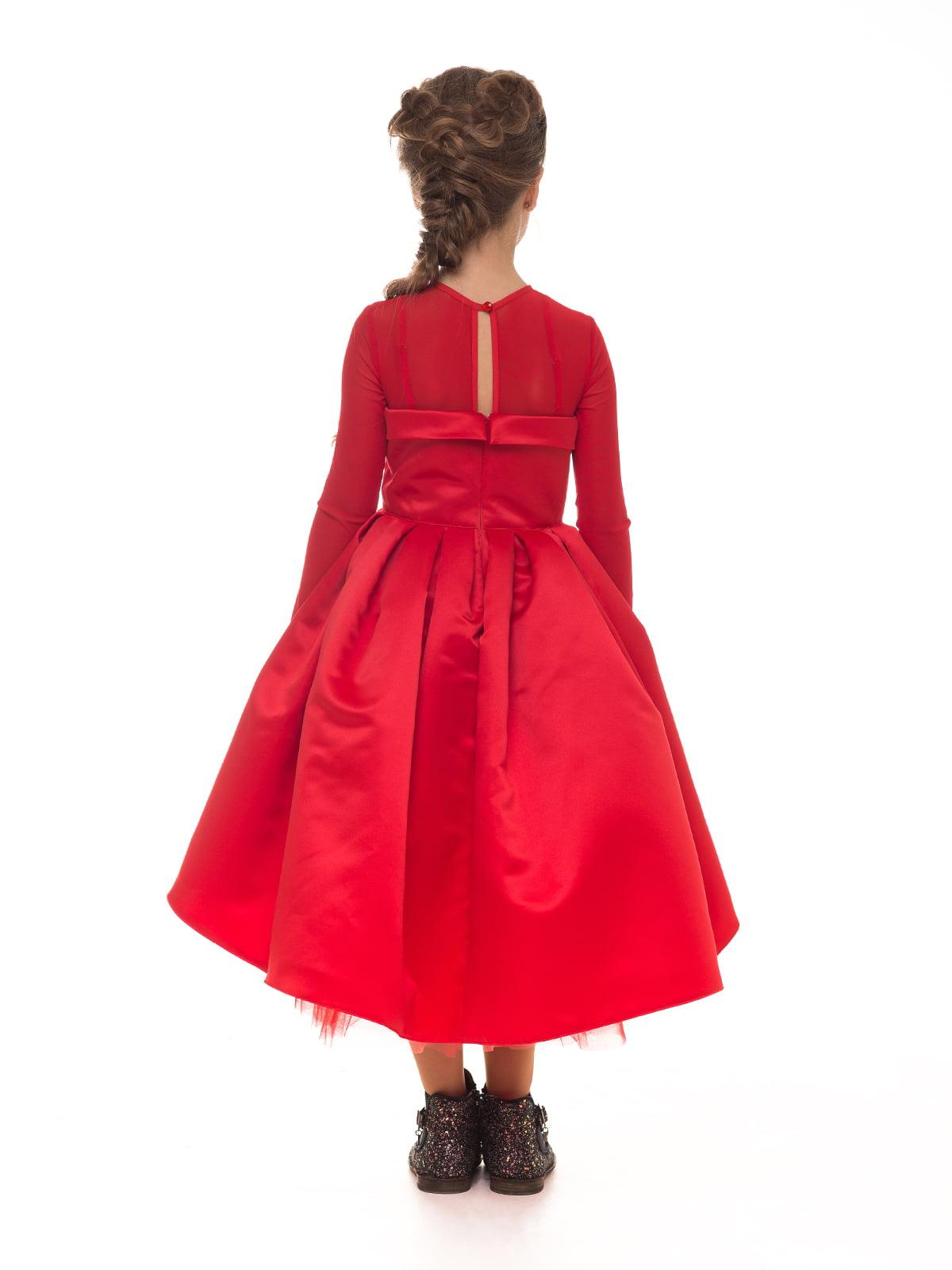 Платье красное | 4886281 | фото 2
