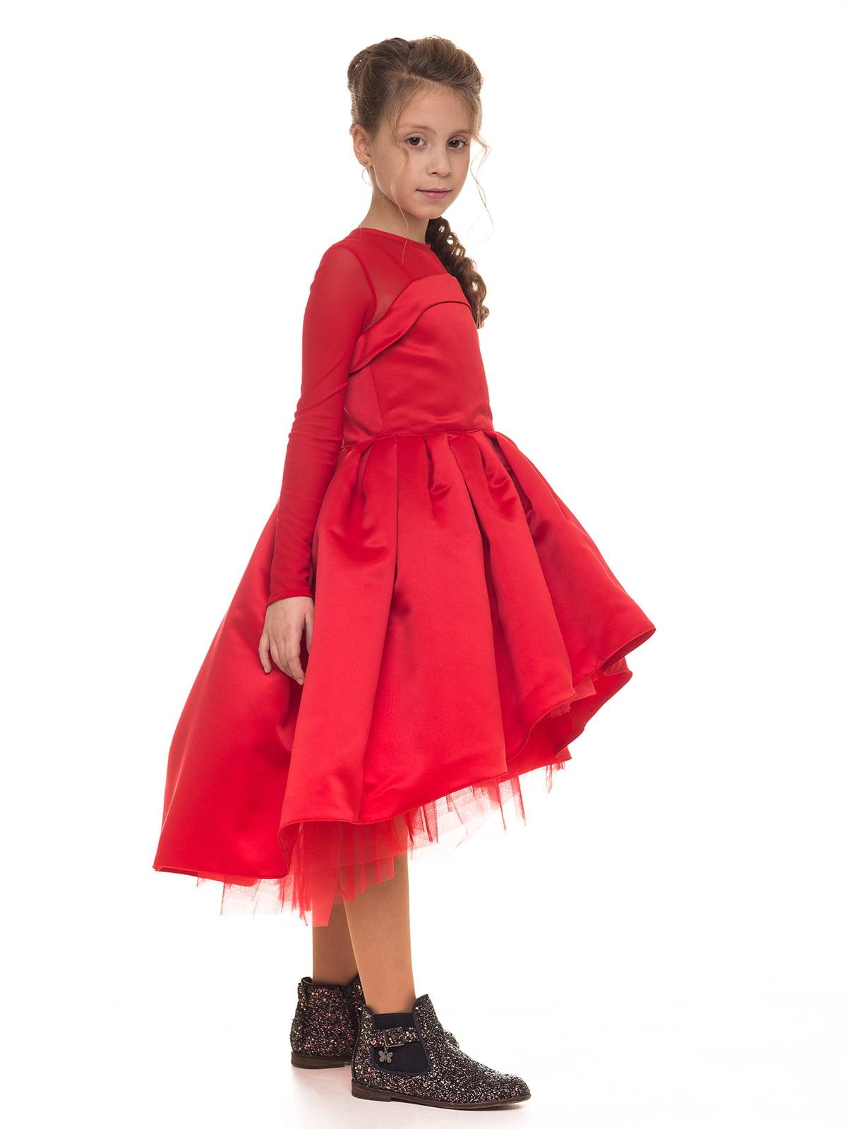 Платье красное | 4886281 | фото 3