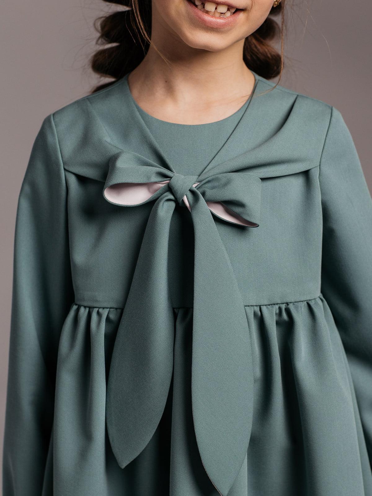 Платье бирюзовое | 4886283 | фото 2
