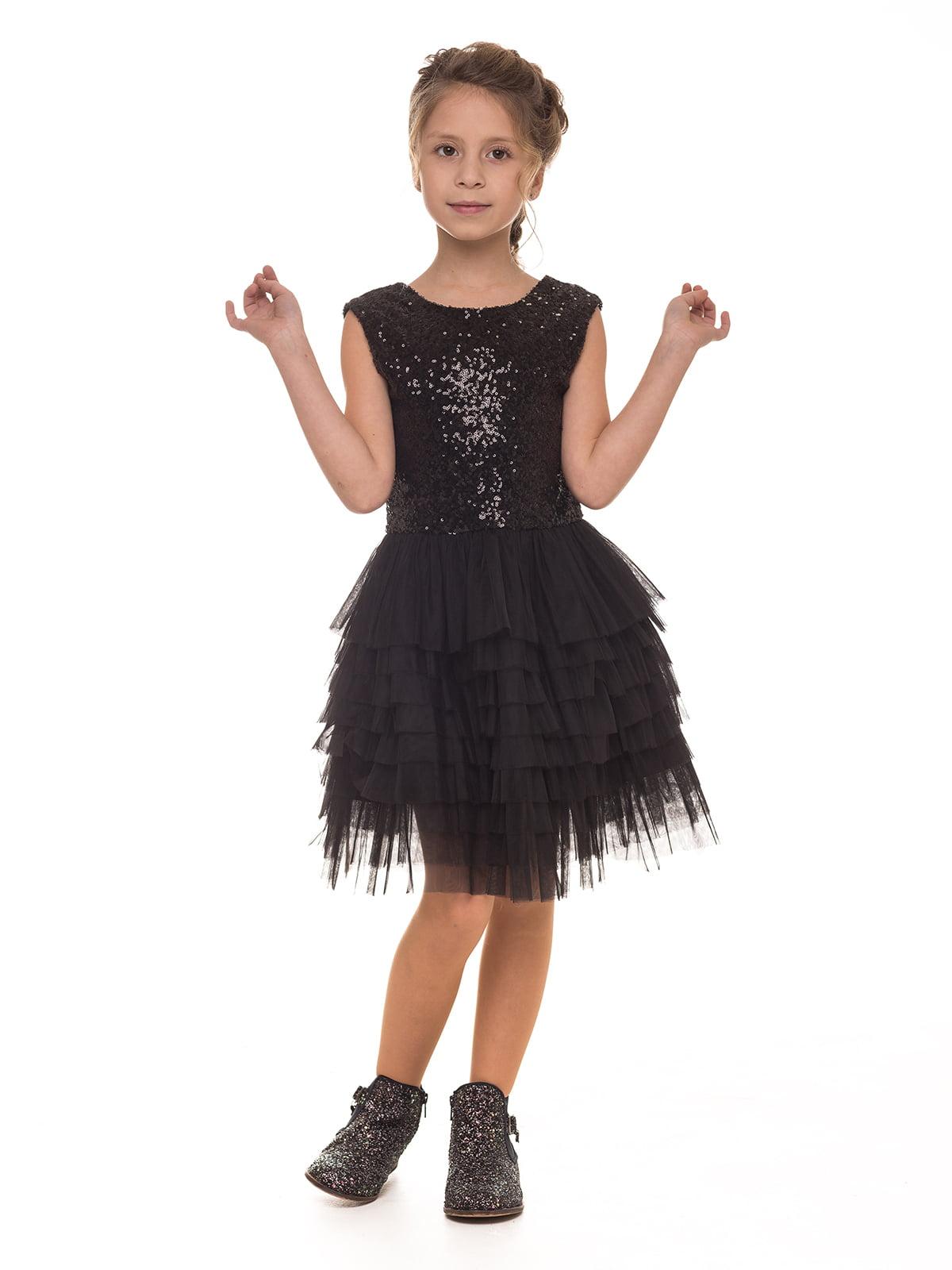 Платье черное | 4886315