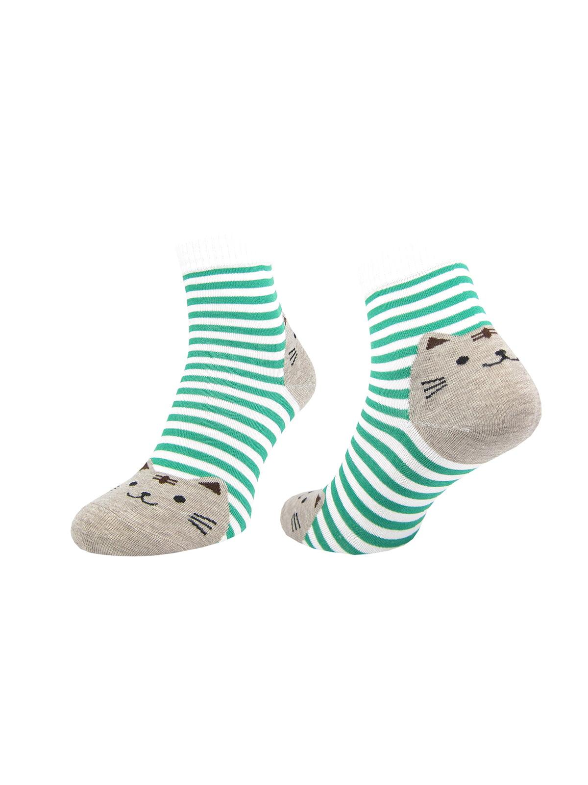 Шкарпетки в смужку | 4887651
