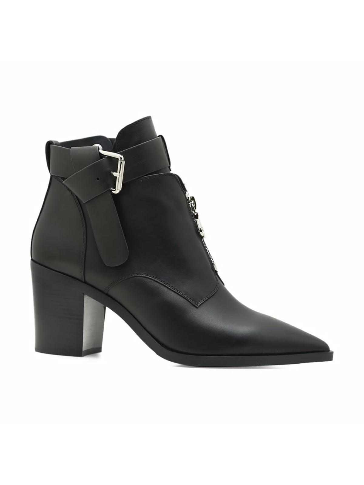 Ботинки черные | 4887414