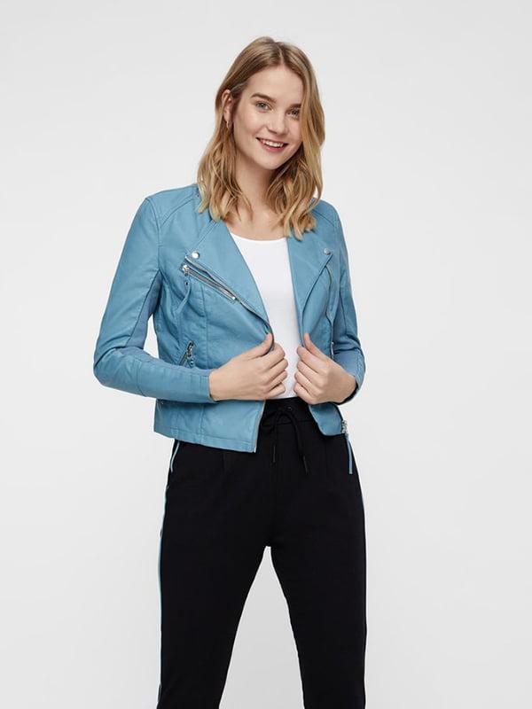 Куртка блакитна   4862941