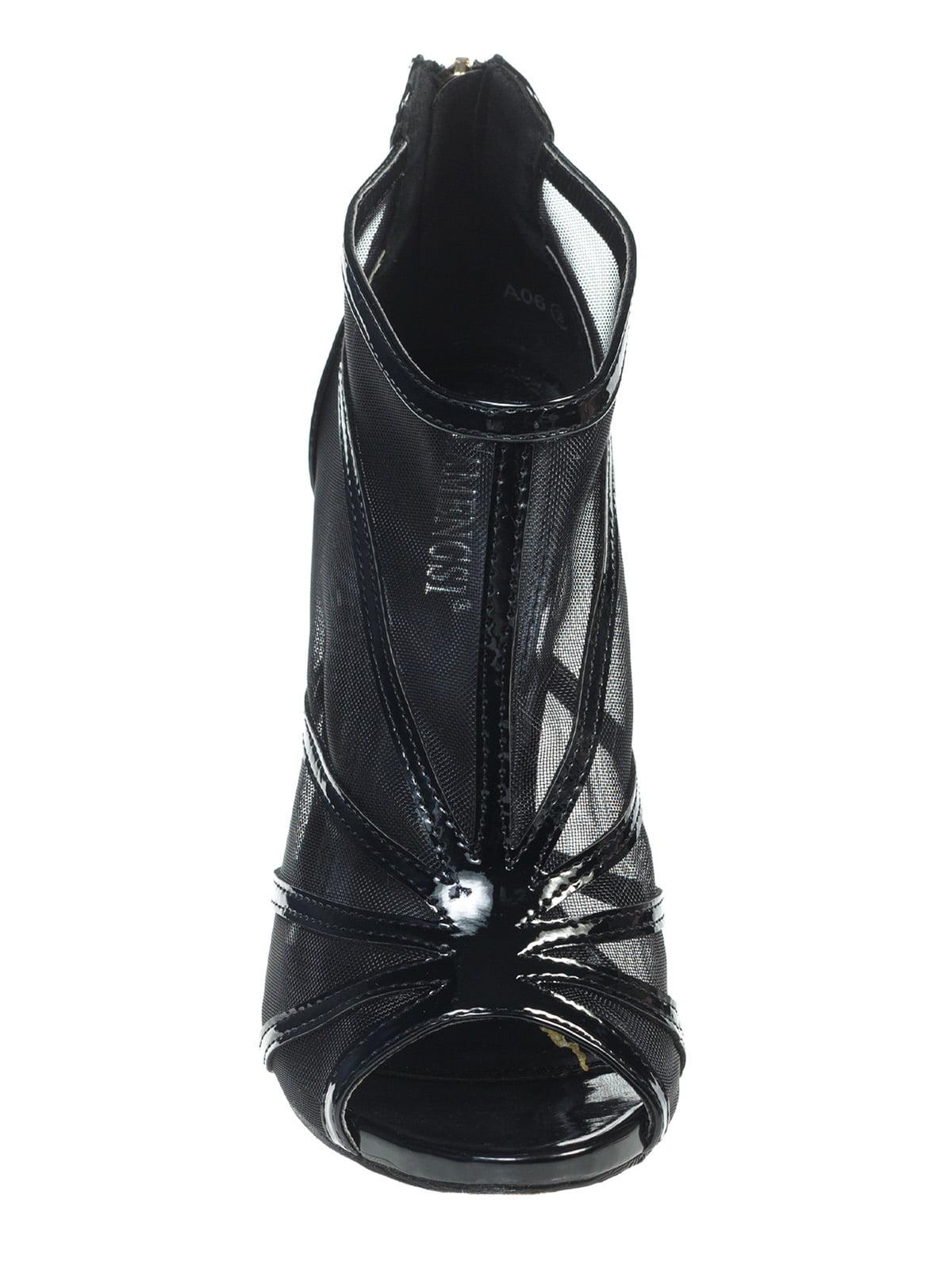 Босоножки черные | 4888752 | фото 4