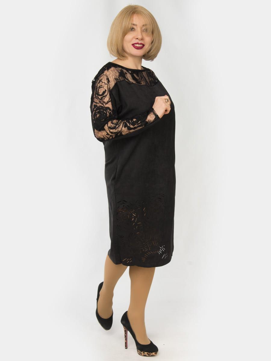 Платье черное | 4888879