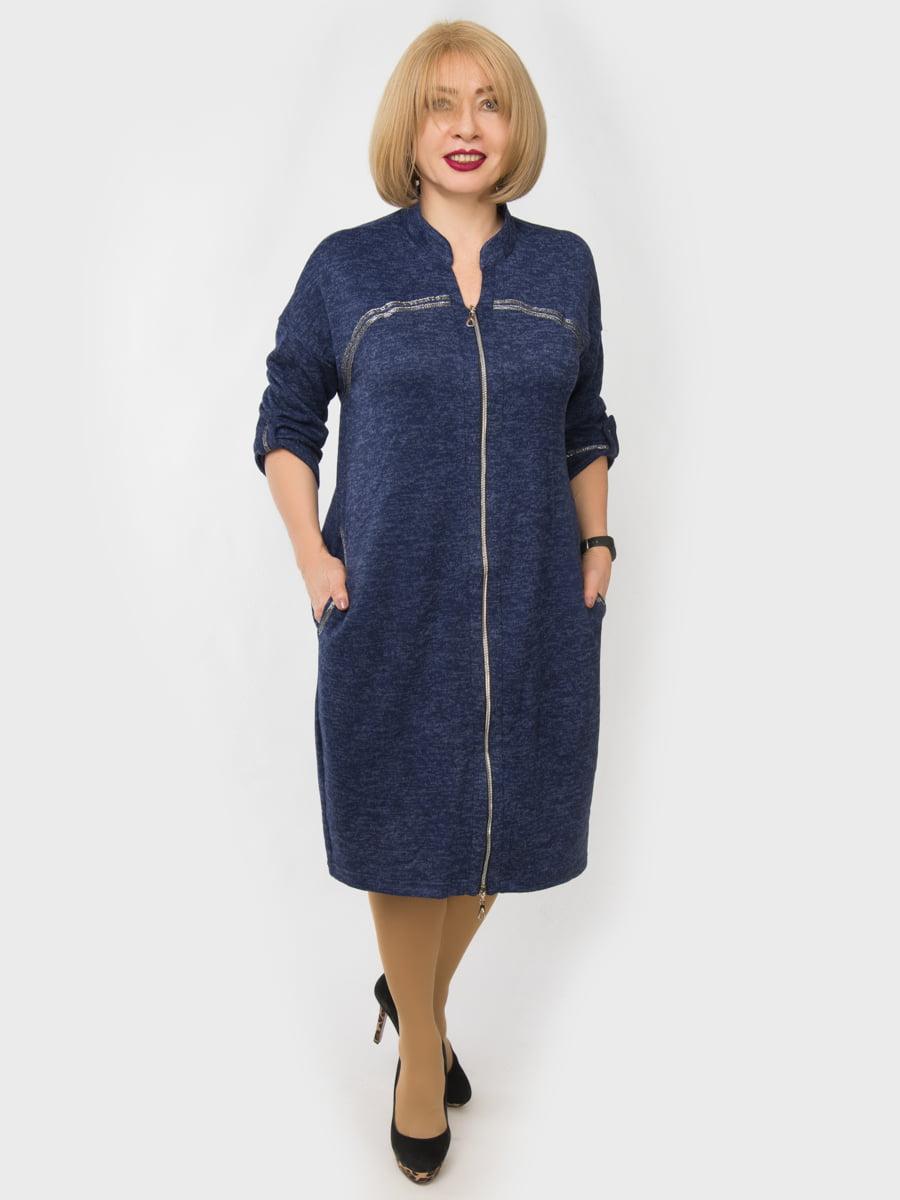 Сукня синя | 4888901