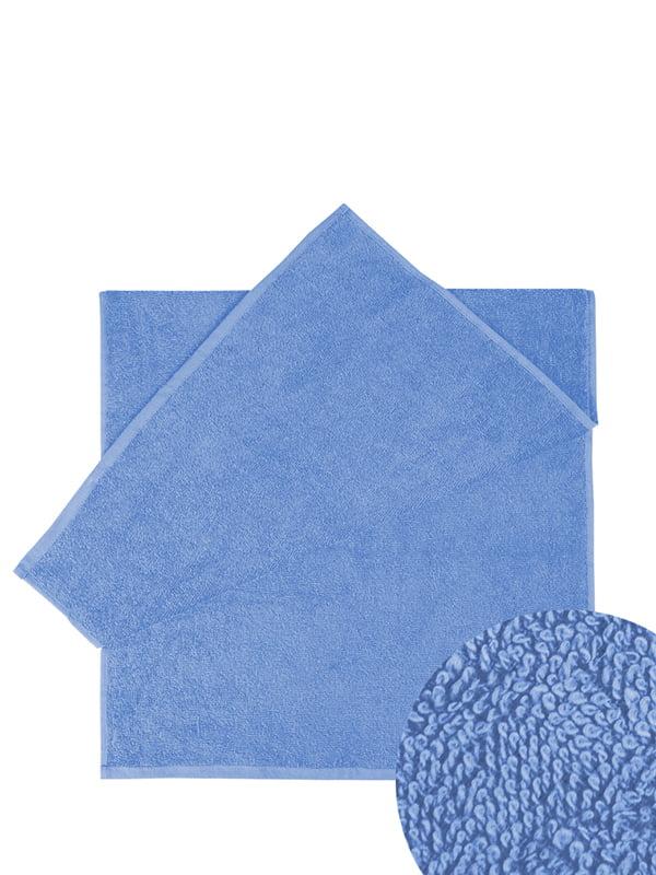 Полотенце махровое (40х70 см) | 4874933
