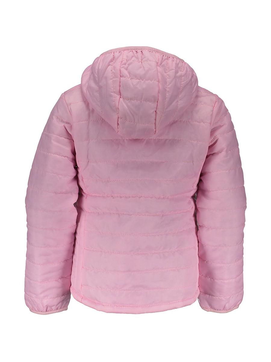Куртка розовая   4879554   фото 2