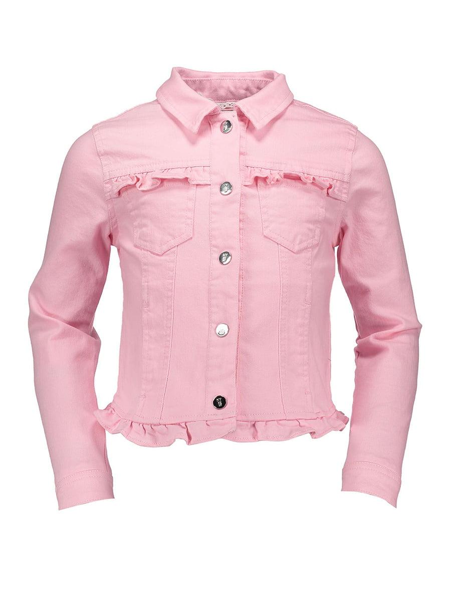 Куртка рожева   4890092