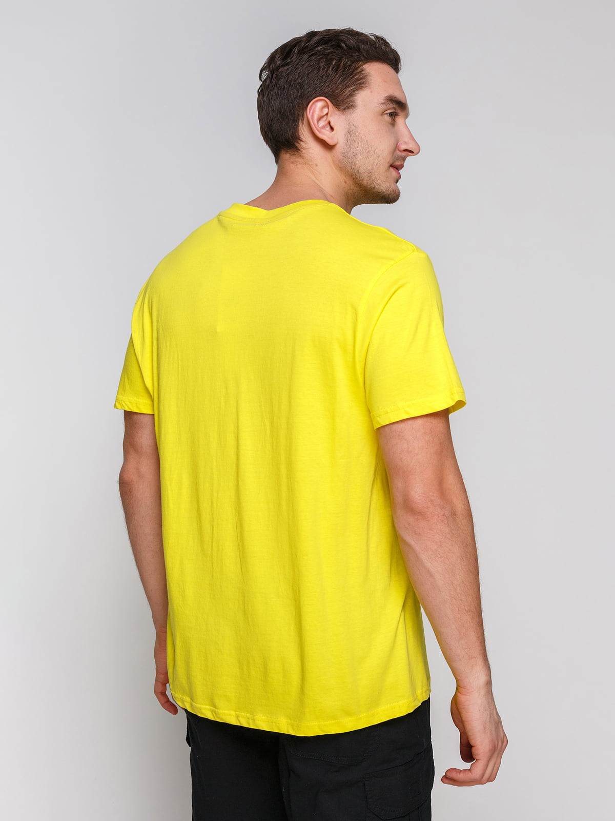 Футболка жовта | 4854998 | фото 2