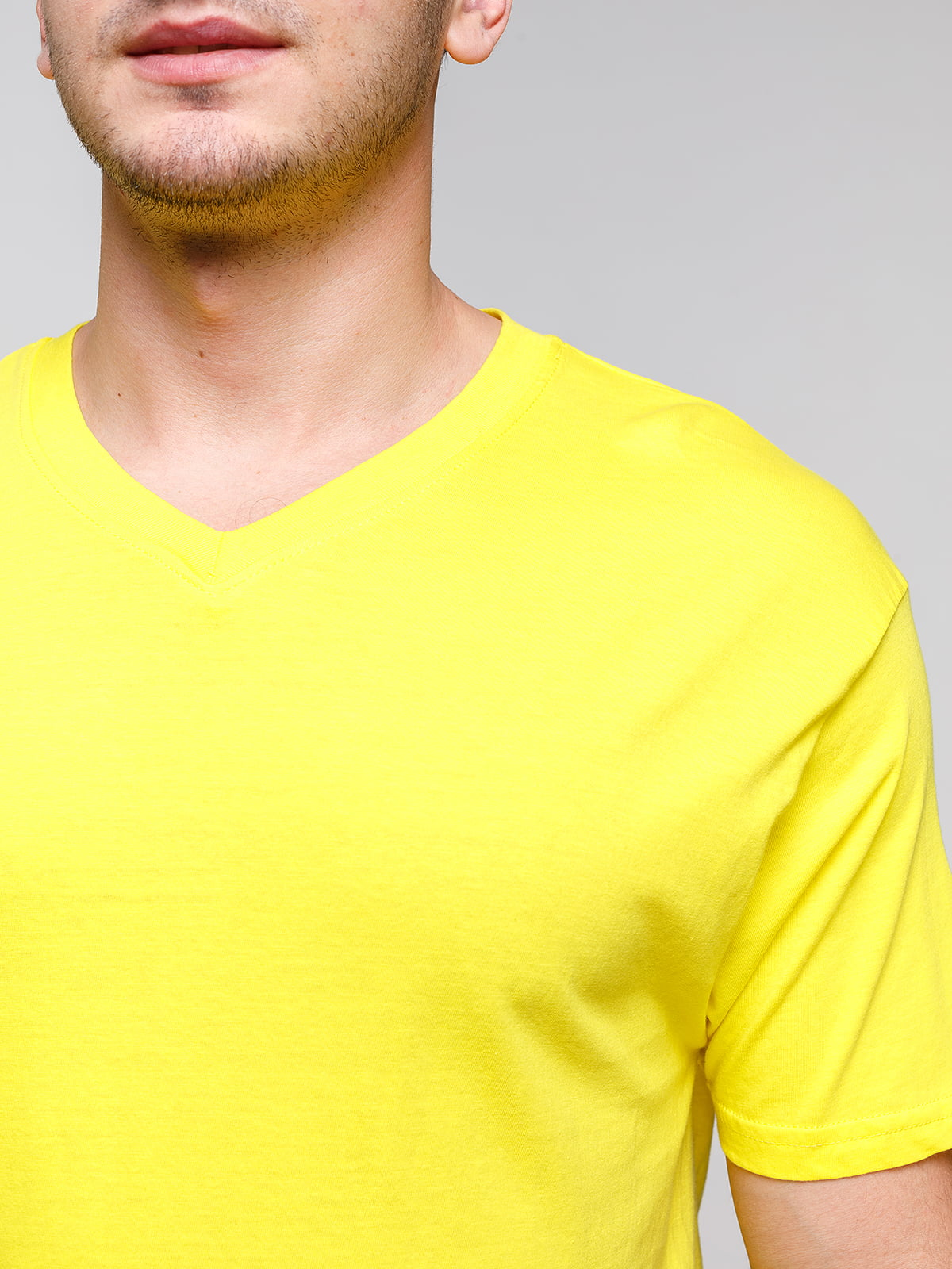 Футболка жовта | 4854998 | фото 3