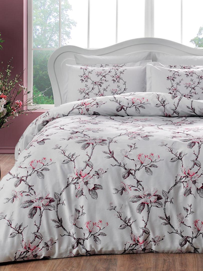 Комплект постельного белья двуспальный (евро) | 4891307