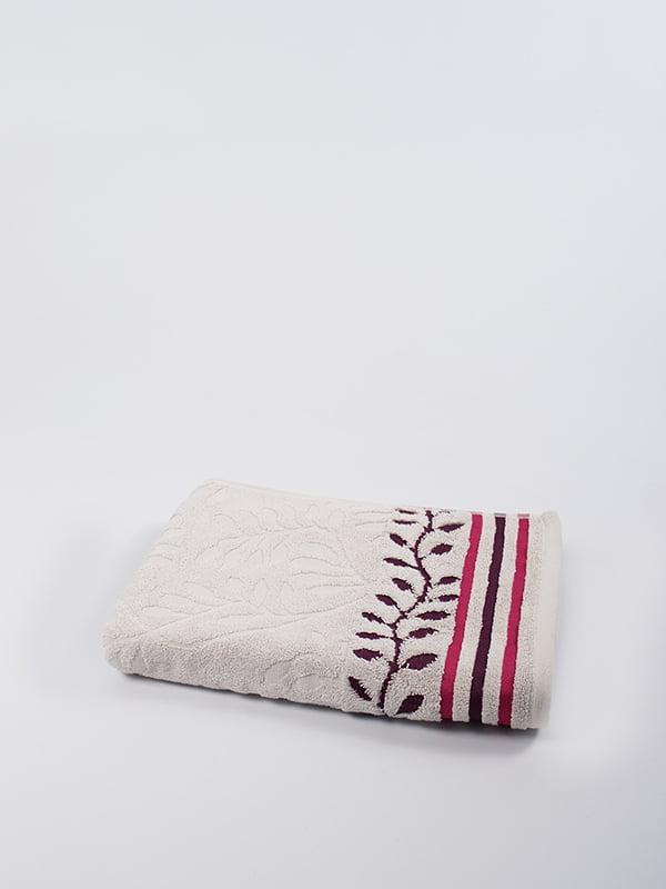 Полотенце махровое (50х90 см) | 4880029