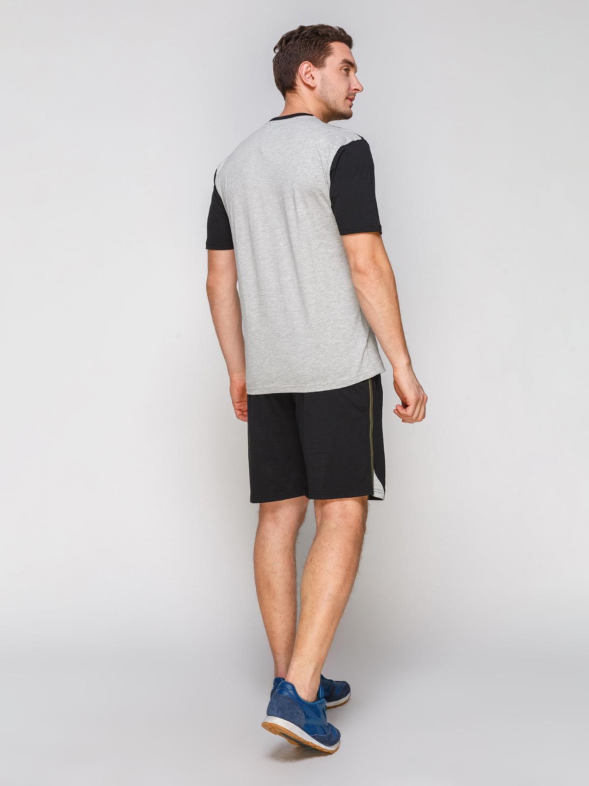 Комплект: футболка і шорти | 4855053 | фото 2