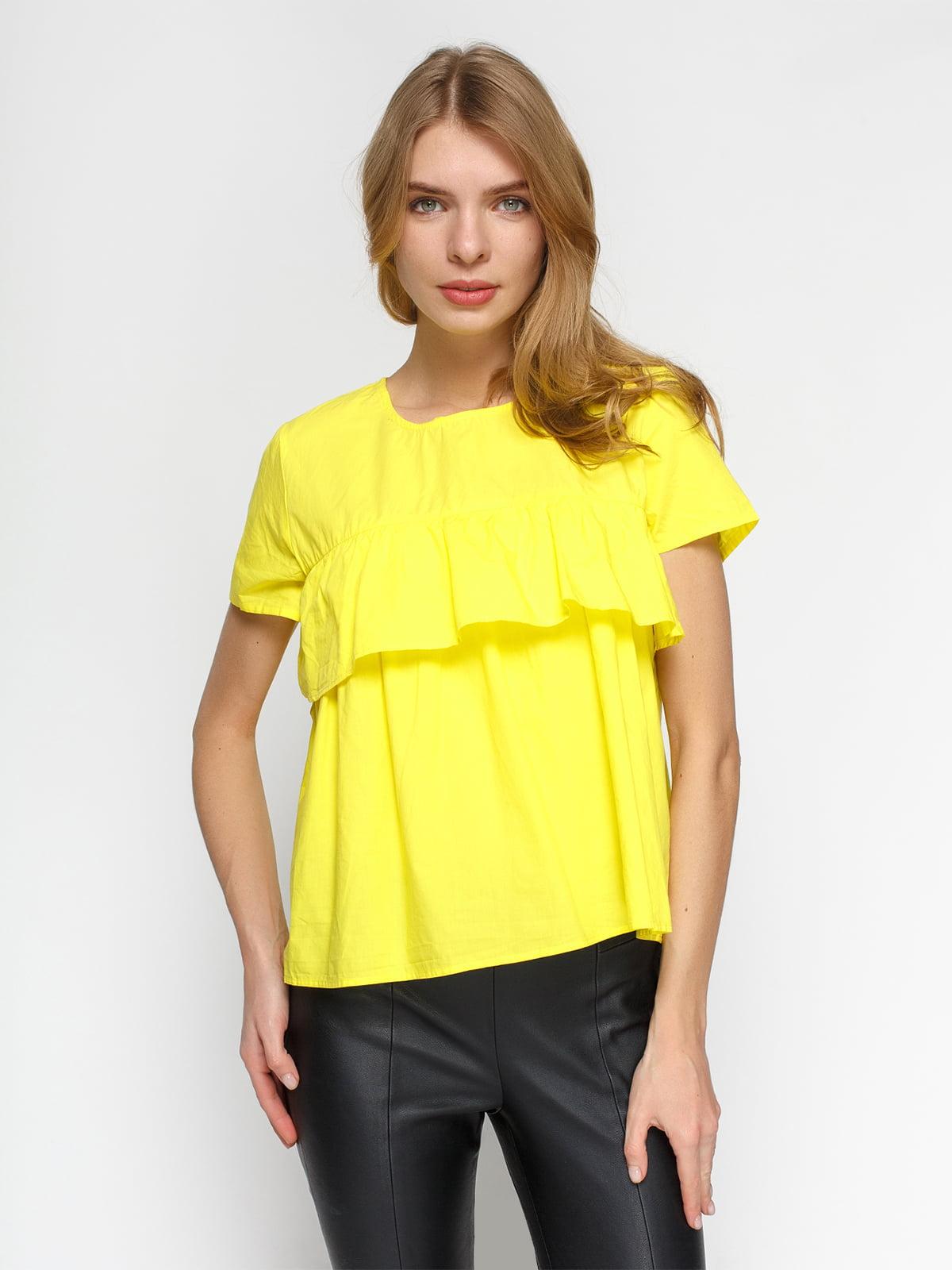 Блуза жовта | 4871067