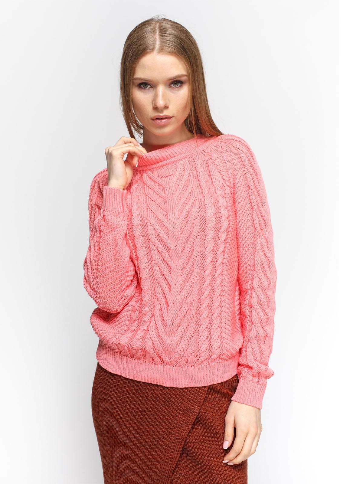 Джемпер рожевий | 4885860