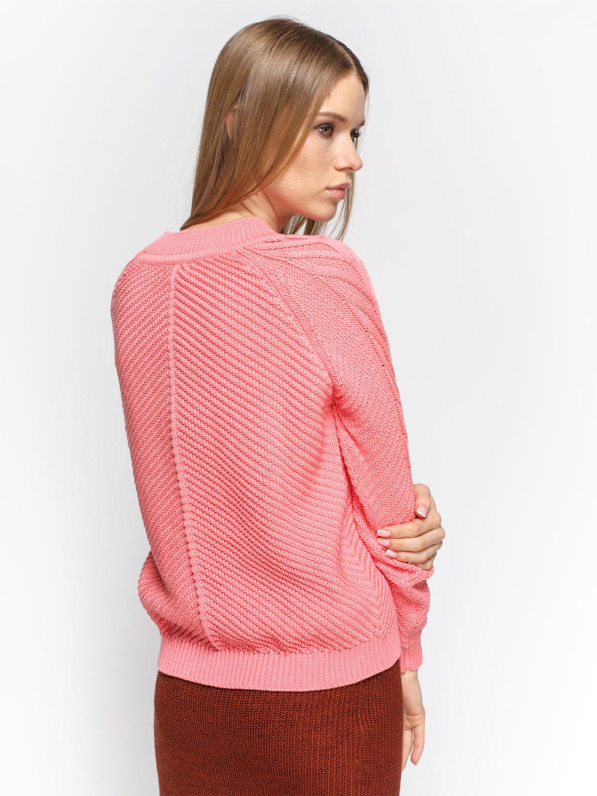 Джемпер рожевий | 4885860 | фото 2