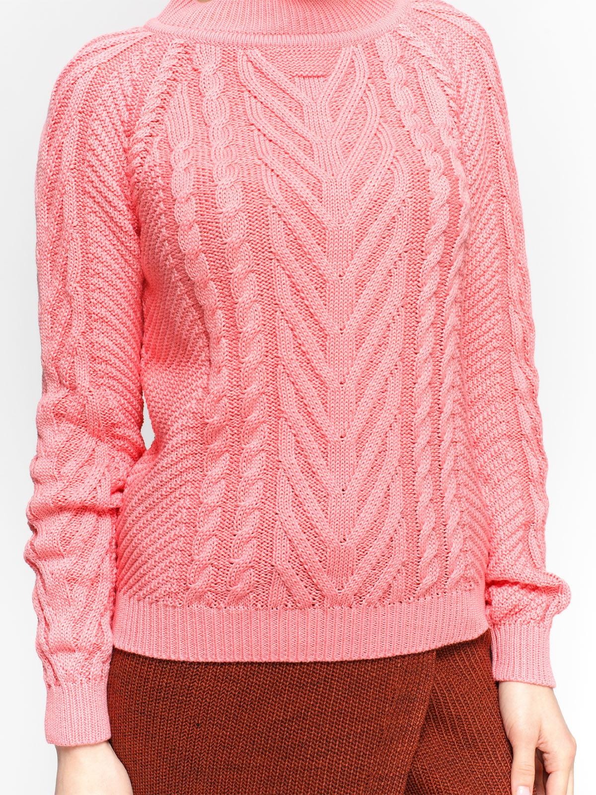 Джемпер рожевий | 4885860 | фото 3