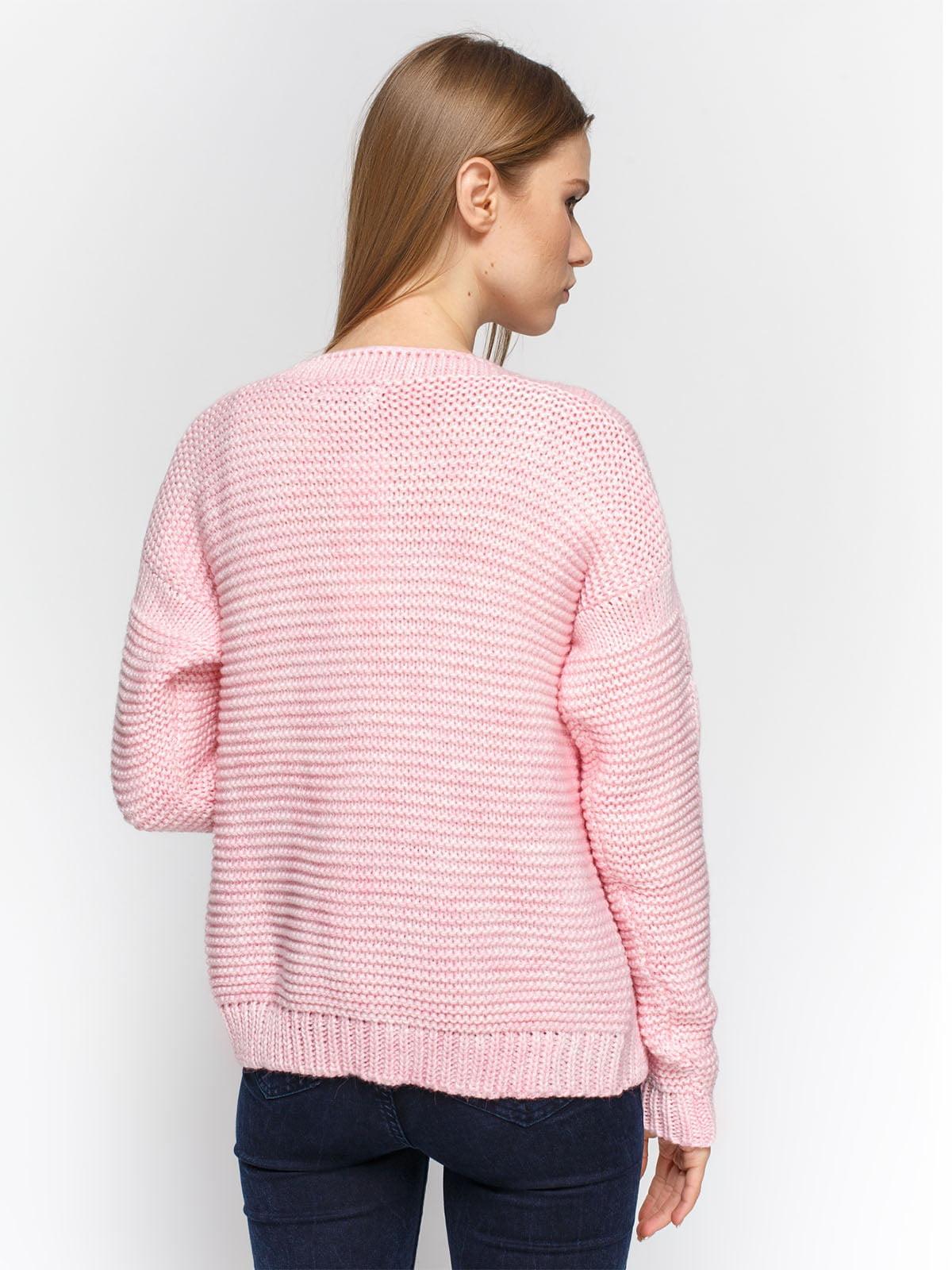 Кардиган рожевий | 4885918 | фото 2