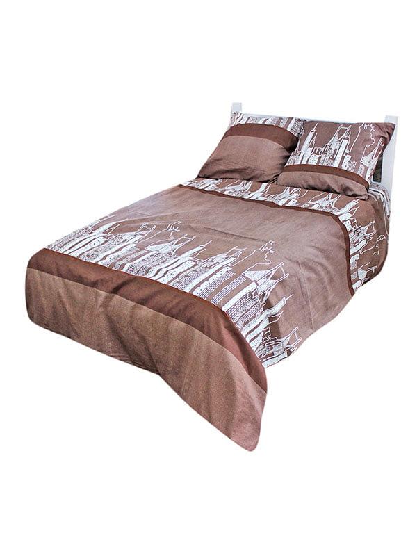 Комплект постільної білизни двоспальний | 4440917 | фото 2