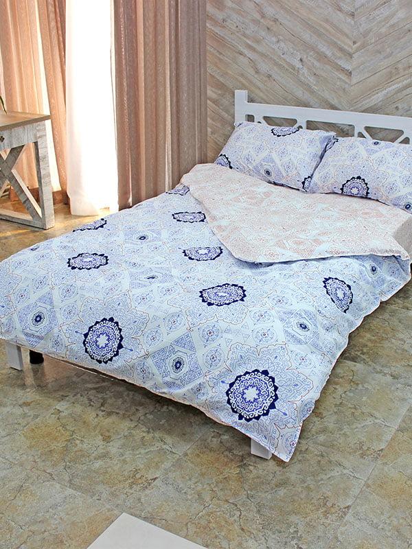 Комплект постільної білизни двоспальний (євро)   4507751   фото 6