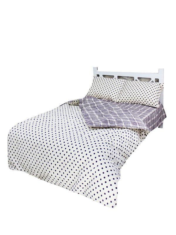 Комплект постільної білизни двоспальний (євро) | 4891651