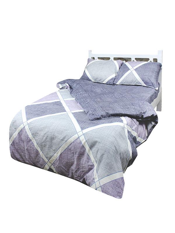 Комплект постільної білизни двоспальний (євро) | 4891652