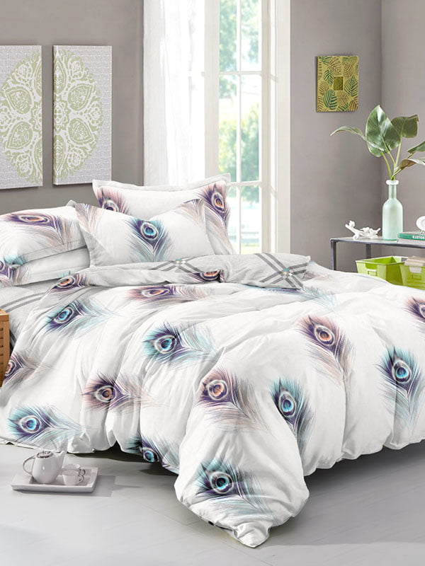Комплект постільної білизни двоспальний (євро)   4891655