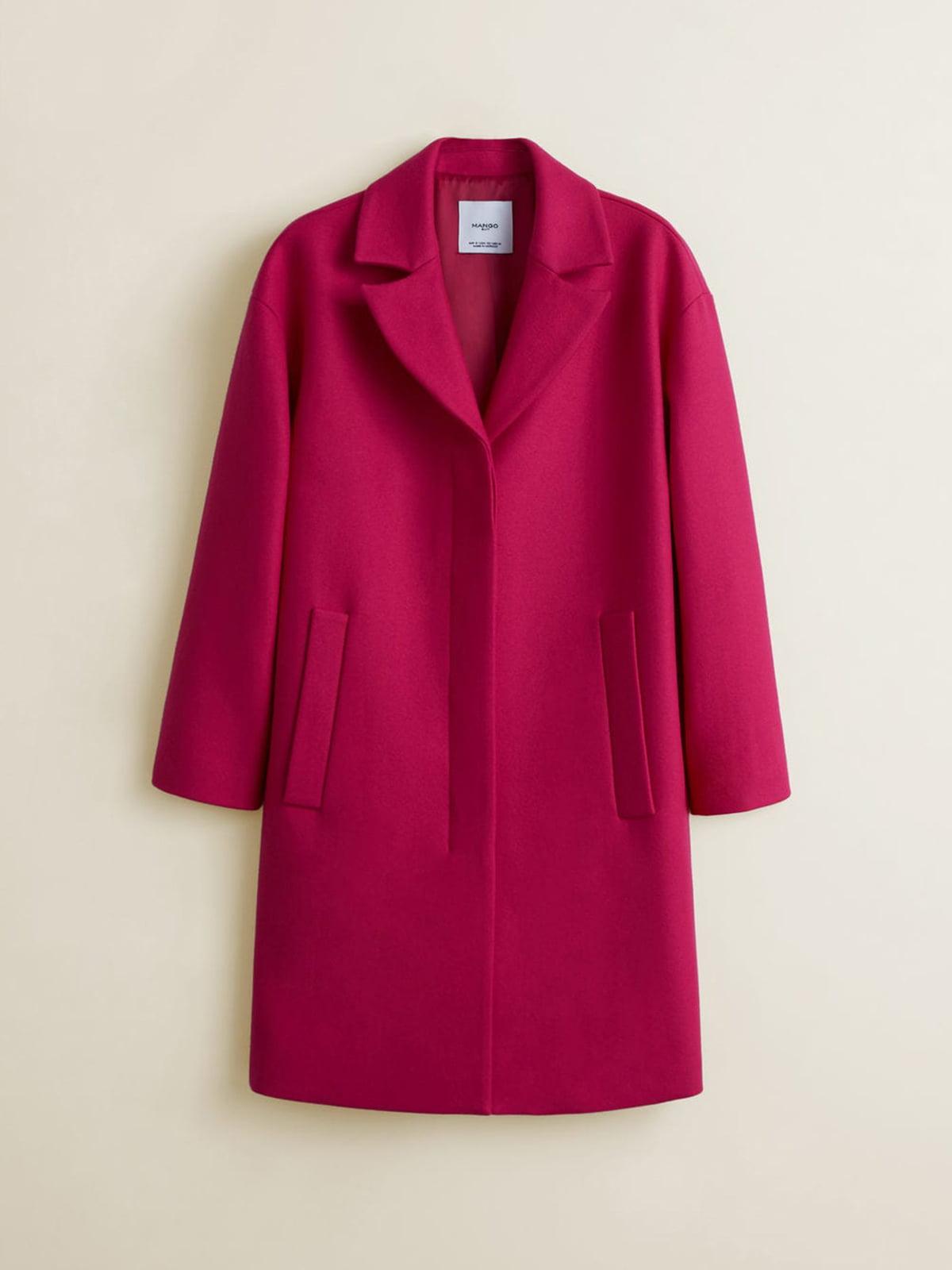 Пальто кольору фуксії | 4866911 | фото 7