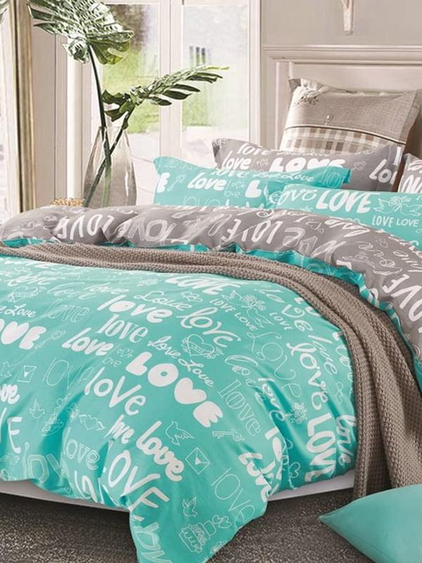 Комплект постельного белья двуспальный | 4893347