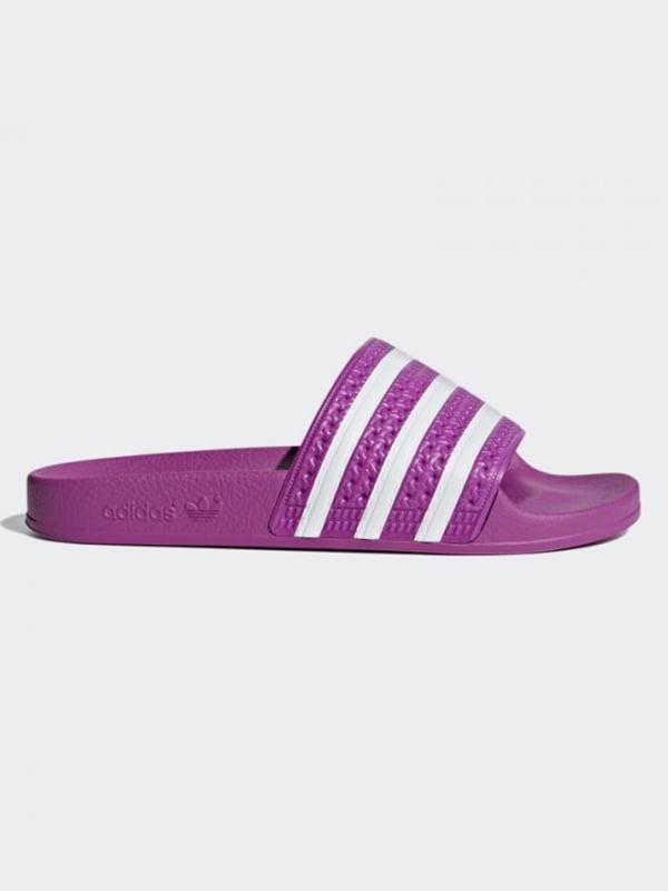 Шлепанцы фиолетовые | 4876866