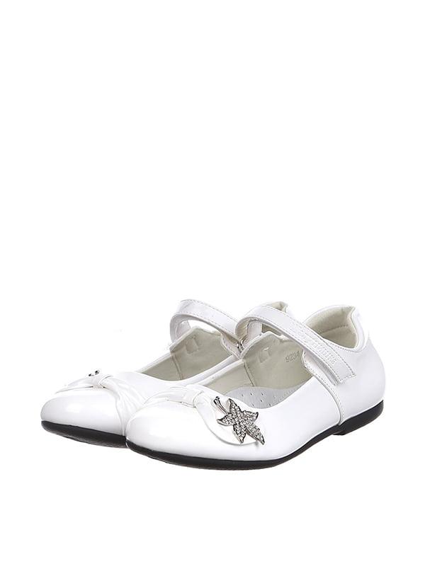 Туфли белые | 4893313