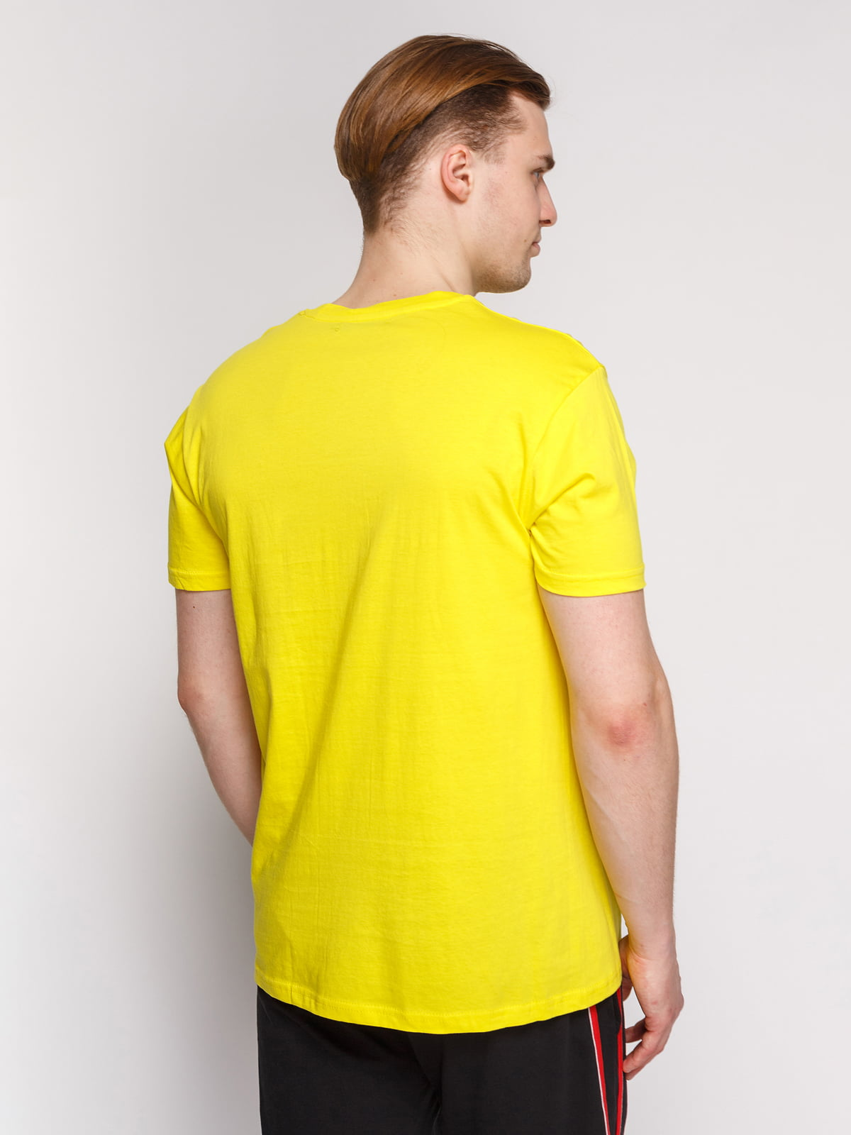 Футболка жовта | 4854909 | фото 2