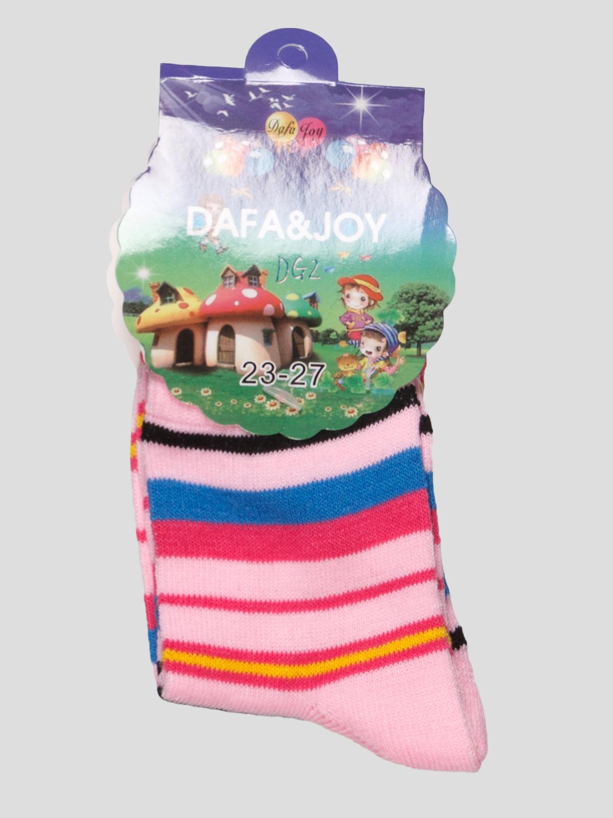 Шкарпетки в смужку | 4890825